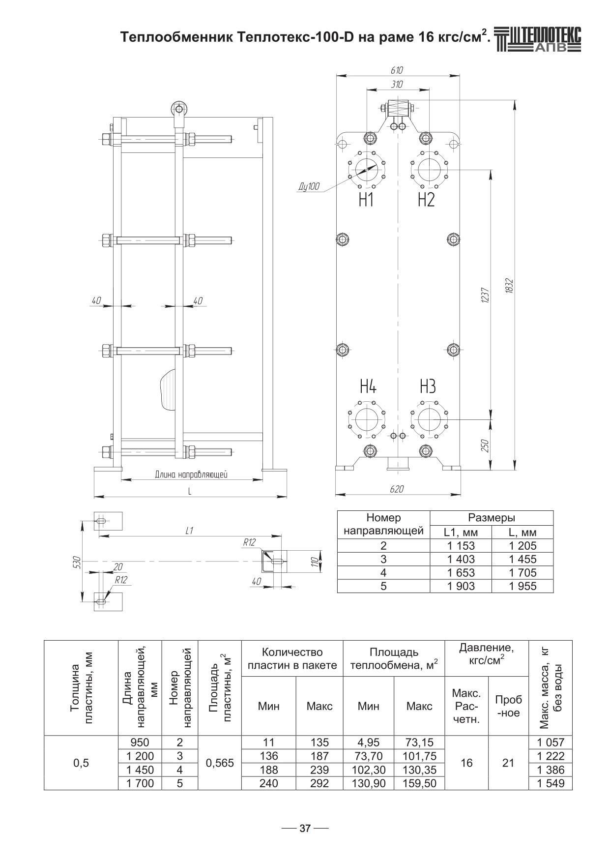 Пластинчатый теплообменник технические характеристики теплообменник для протерм гризли