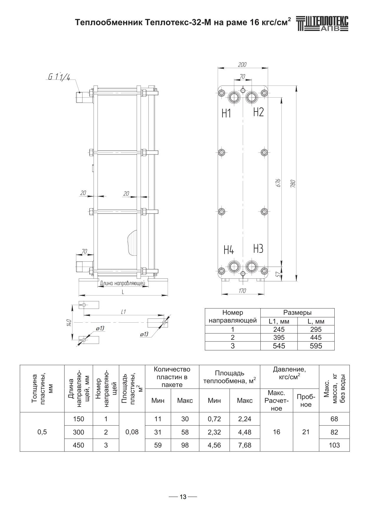 Типоразмеры плит пластинчатых разборных теплообменников apv теплообменник медный через