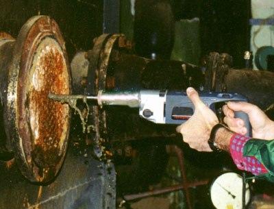 Кожухотрубный конденсатор ONDA CT 959 Новый Уренгой