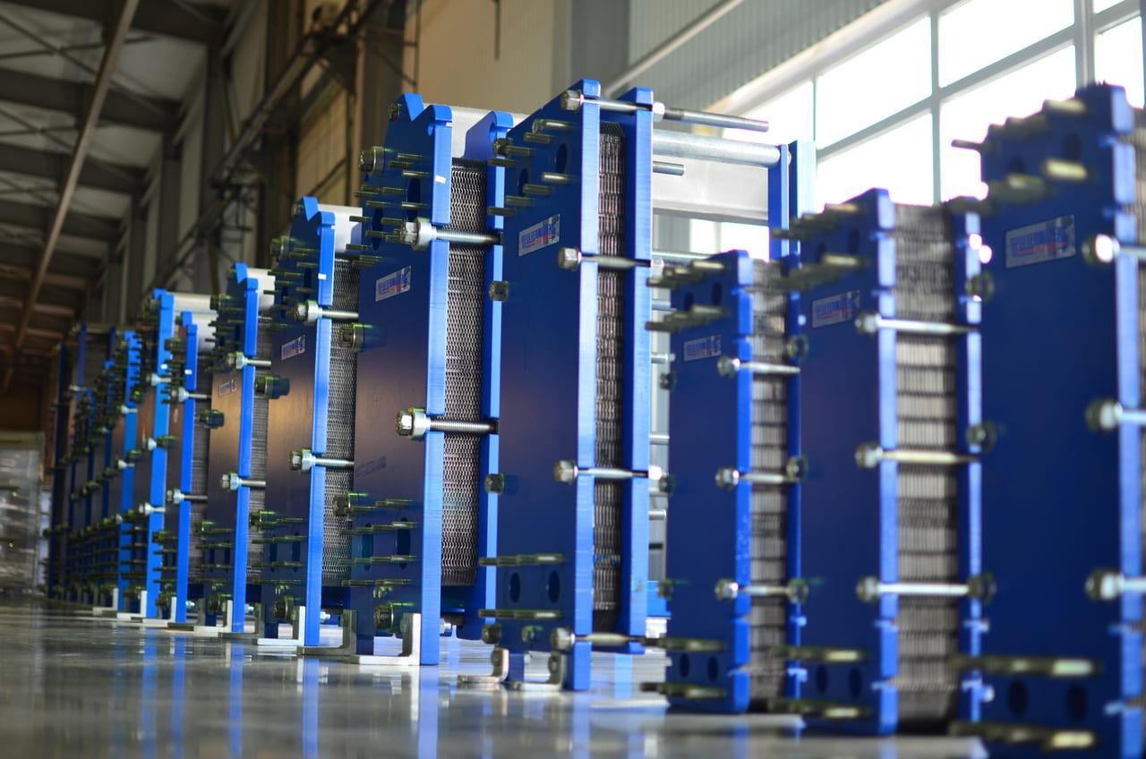 Промывка теплообменников промышленных Уплотнения теплообменника Машимпэкс (GEA) NT 25M Одинцово