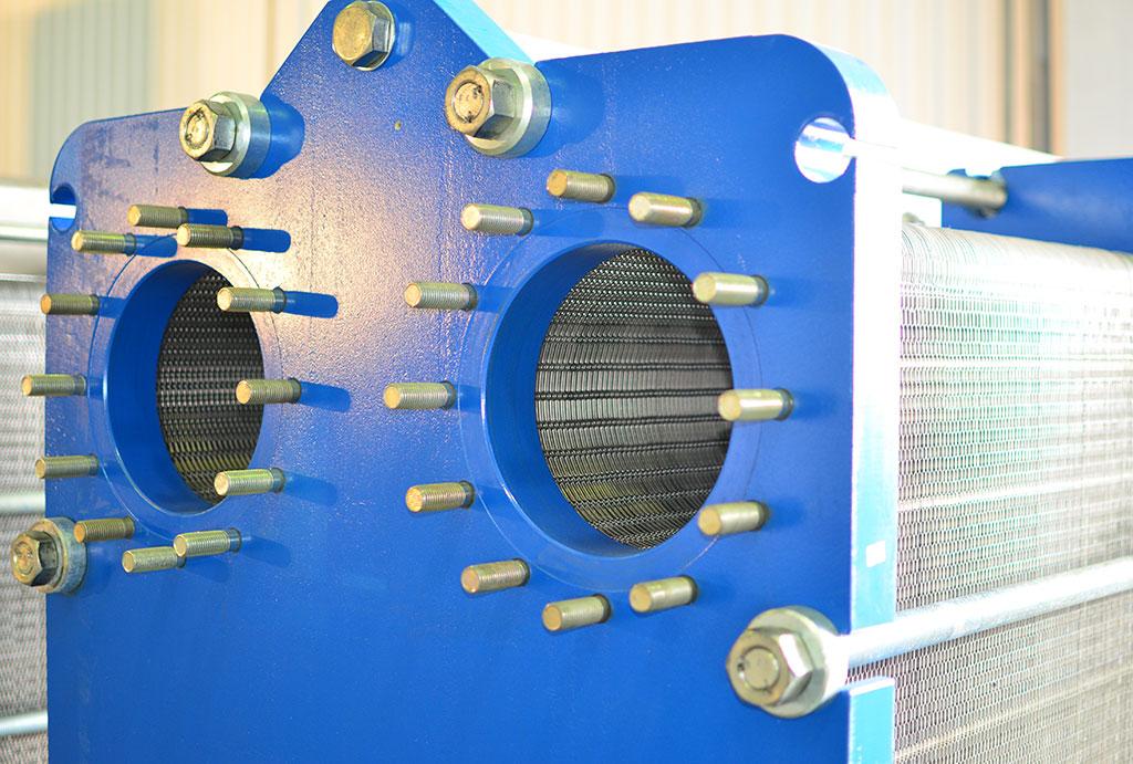 Пластины теплообменника Alfa Laval TL10-BFG Таганрог
