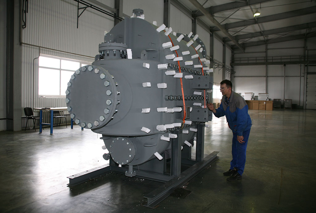 Производители теплообменников Кожухотрубный конденсатор Alfa Laval CDEW-680 T Махачкала