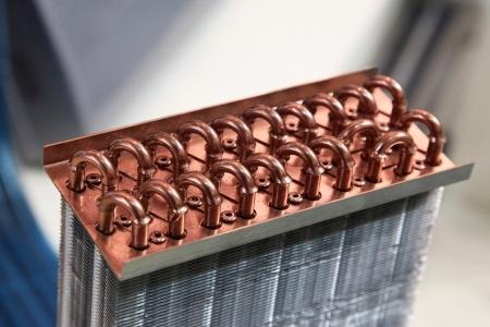 Газовые теплообменники характеристики как снять основной теплообменник навьен
