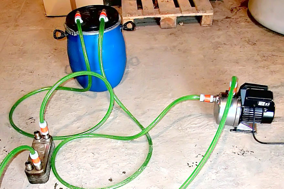 Пластинчатый теплообменник для гвс промывка Пластинчатый теплообменник ТПлР S11 IG.02. Рязань